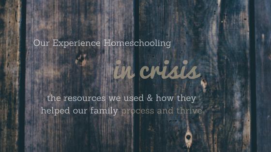 homeschool in crisis